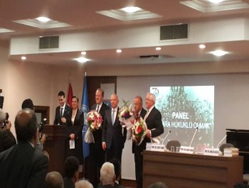 One of the 90th Anniversary Activities of Ankara University Faculty of Law